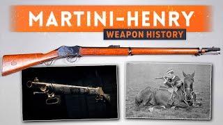 ► MARTINI-HENRY RIFLE! - Battlefield 1 Weapon History