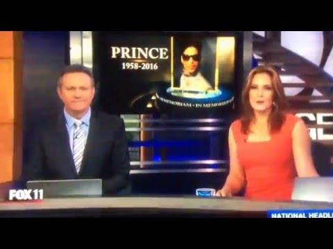 KTTV Fox 11 Ten O'Clock News open April 21, 2016