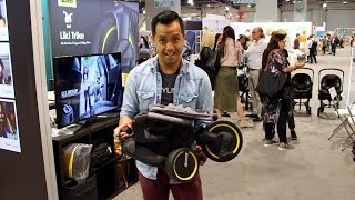 Doona Liki Trike Demo & Review | First Look at ABC Kids Expo 2018