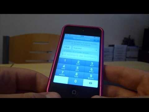 Como instalar WhatsApp en iPod touch y iPad