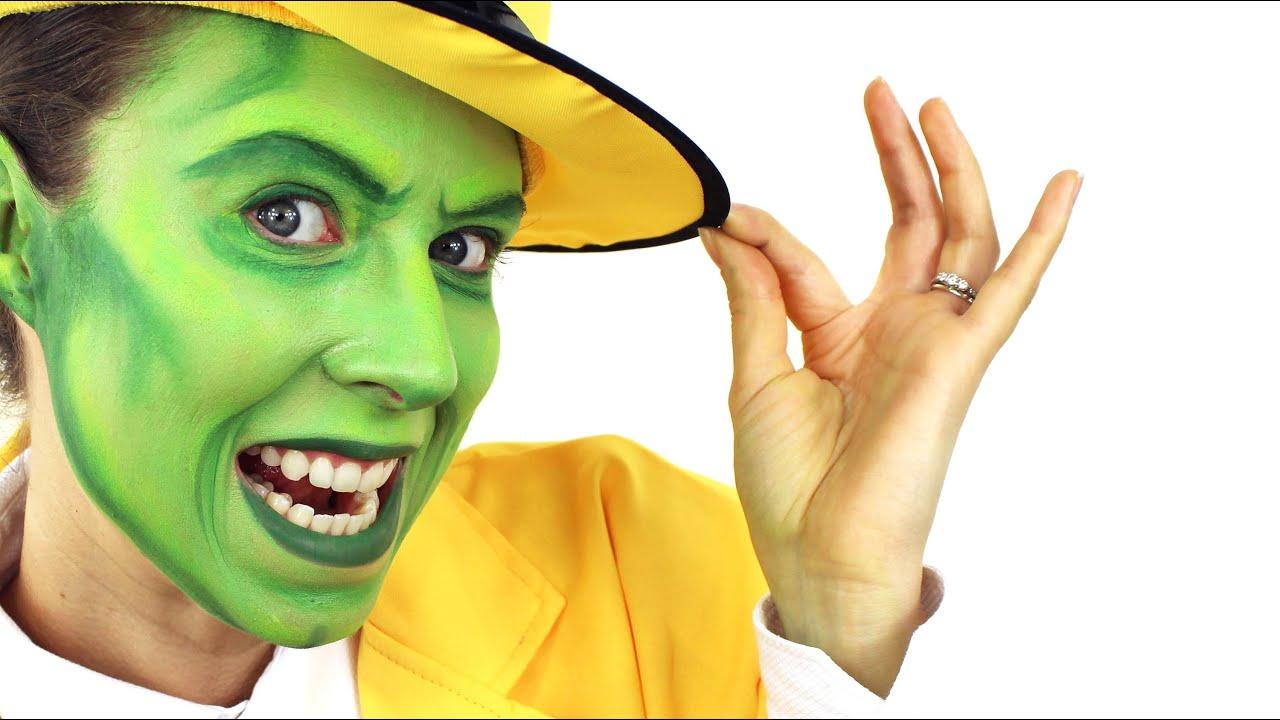 The Mask | Jim Carrey Makeup