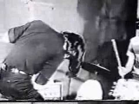 Velvet Underground rehearsal (Nico&son, Lou...)