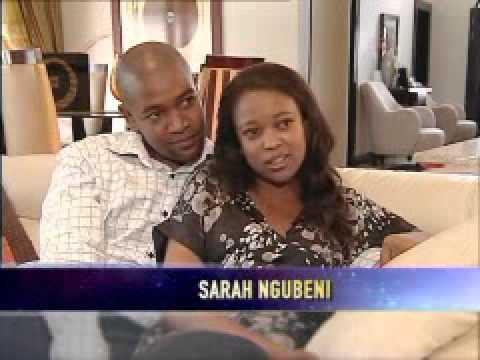 Thandi ngubeni wedding