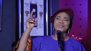 "Mercy Chinwo ""SATISFIED"" Album Release Performance (Kosi, Udeme, Na You Dey Reign and more)"