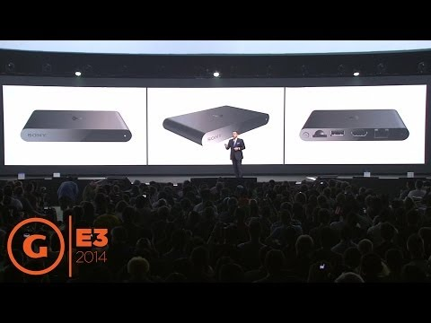 Ps Tv Announcement - E3 2014 Sony Press Conference video