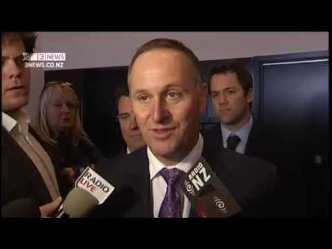 John Key Spin Tactics During Dirty Politics Scandal