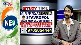 Study MBBSPG in Stavropol University | Russia | Study Time