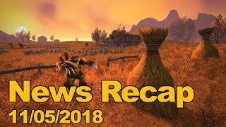 MMOs.com Weekly News Recap #172 November 5, 2018