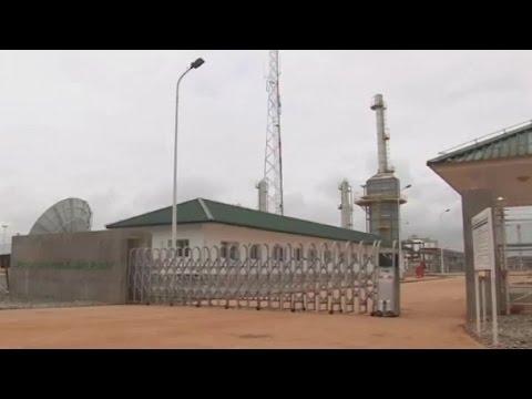 Ghana, Ghana : exploration de champs gaziers