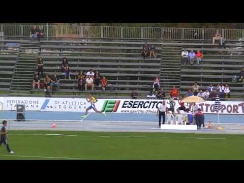 4X400 Cariri CAMPIONI D'ITALIA 2013