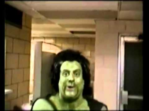 Kirk Windstein as HULK BLOOD