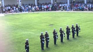 Marine Corps 21 gun salute