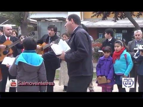 Punto de Predicación en Reunión Especial de Niños Clase Lo Errazuriz