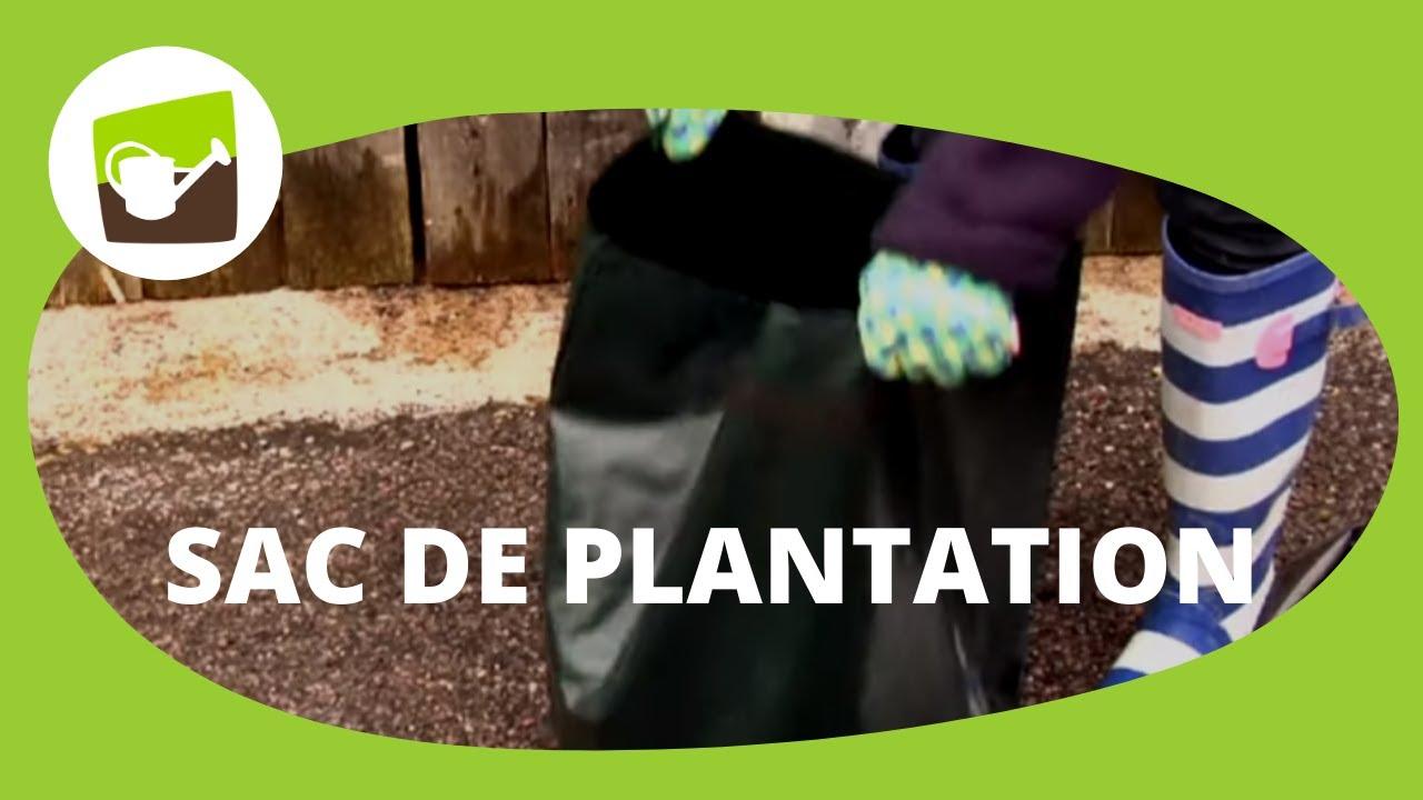 Le sac de plantation pommes de terre r f 1322 jardin et saisons youtube - Periode plantation pomme de terre ...