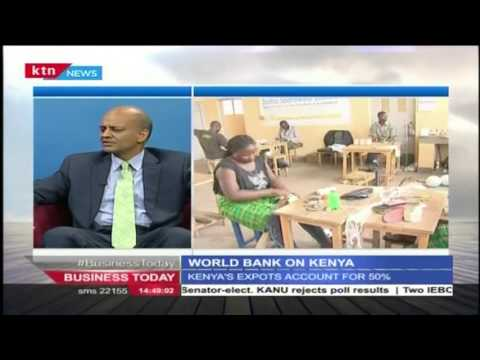 Business Today 9th March 2016: World Bank On the State of Kenyan Economy part 2