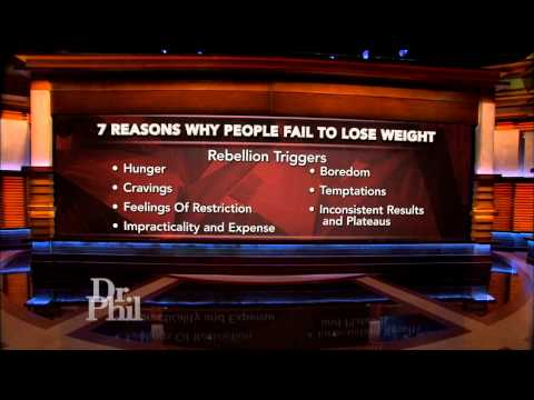 Top Reasons Crash Diets Don't Work