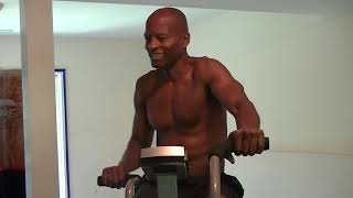 Fight Science for Seniors  Airdyne Bike Training