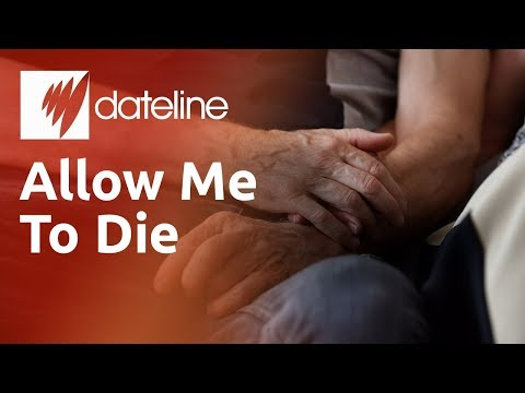 Allow Me To Die: Euthanasia in Belgium