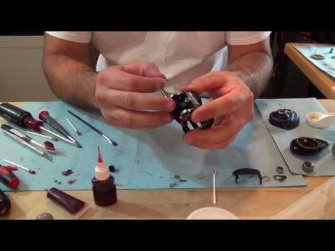 Maintaining Your Baitcaster Reel:  Part 2 - Assembly