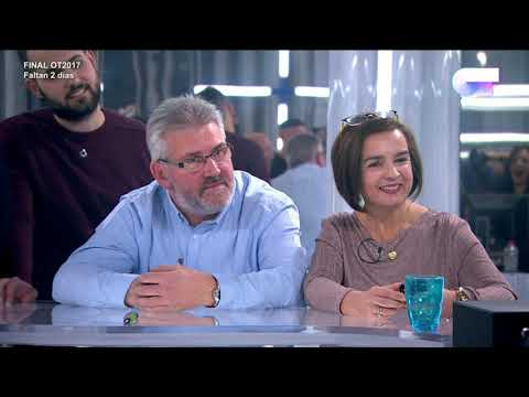 CENA CON LOS FAMILIARES | OT 2017 thumbnail