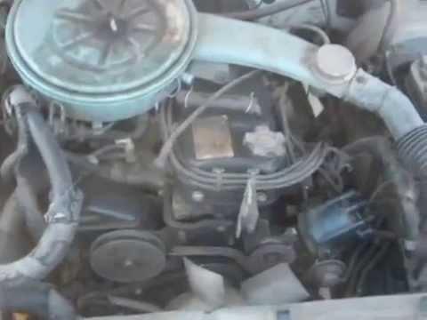 1983 Nissan Pickup 14224