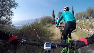 Copa Catalana Internacional MTB HC Banyoles, Girona 2018 Track POV
