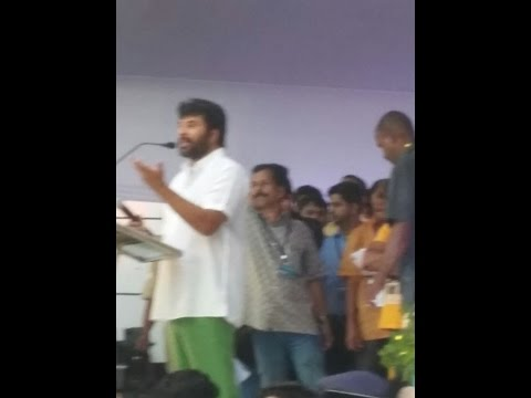 Mammootty In Tirur | Super Speach | Gulf Bazar Inauguration video