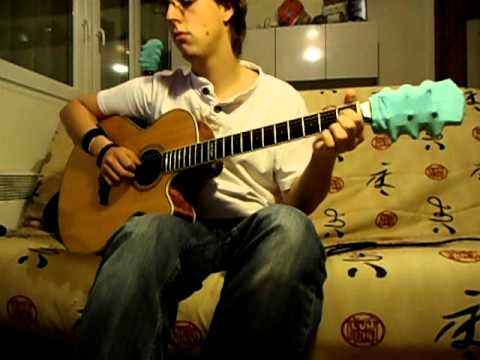 Beck the korgis everybody s gotta learn sometimes guitar cover