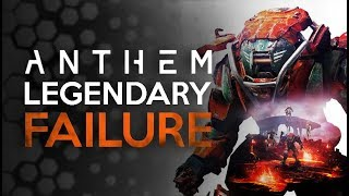 Anthem - Legendary Failure - Reverts the Change Players Loved the Most