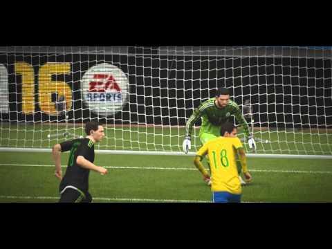 Mexico vs Brasil ,amistoso