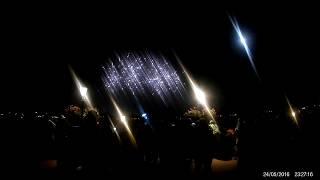 Disney's Epcots Illuminations : Reflections of Earth Firework Display