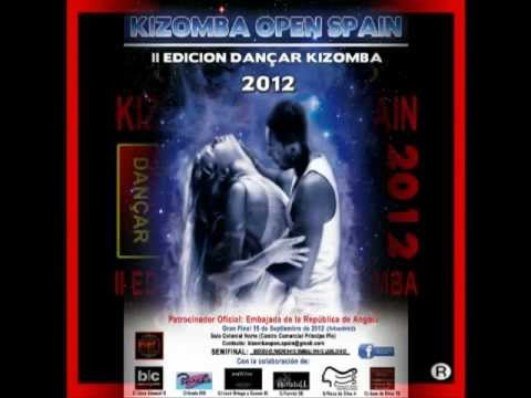 Salas De Madrid (semifinales Y Final) Concurso Kizomba Open Spain danÇar Kizomba 2012 video