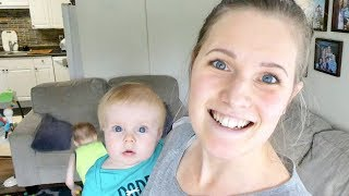 DAY IN THE LIFE AS A MOM OF FIVE! | VLOG