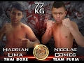 Download PORTUARIOS STADIUM - Nicolas Gomes (Team Fúria) X Hadrian Lima (Thai Boxe) - 77KG in Mp3, Mp4 and 3GP