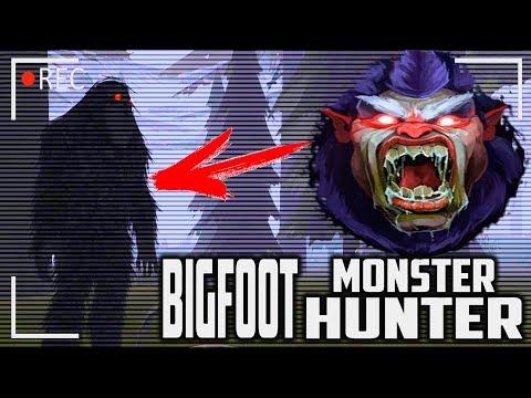 САМЫЙ ОПАСНЫЙ БИГФУТ ПОЙМАН! Охота на СНЕЖНОГО ЧЕЛОВЕКА в Игре Bigfoot Monster Hunter от Cool GAMES