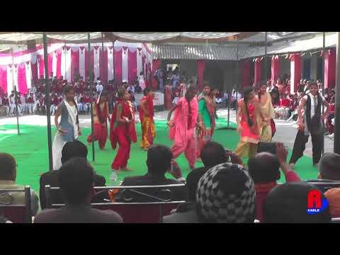 Thodi Si Dhool Meri | J.E.M SCHOOL GIRL PERFORMANCES | RAJ CABLE NETWORK
