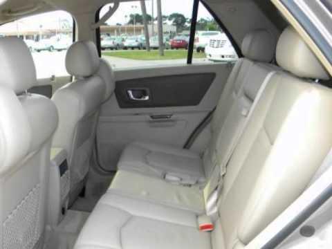 2006 Cadillac Srx Luxury Leather 3rd Row Stabilitrak Xm