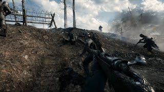 German Trench Assault (No Hud Immersion) - Battlefield 1