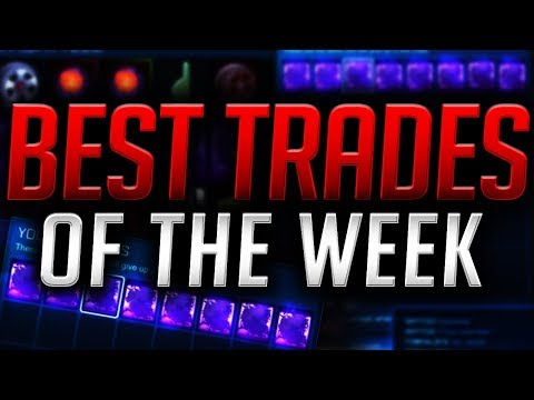 My BEST Trades of The Week! EP.7 | PROFITABLE TRADES! (Rocket League Trading)