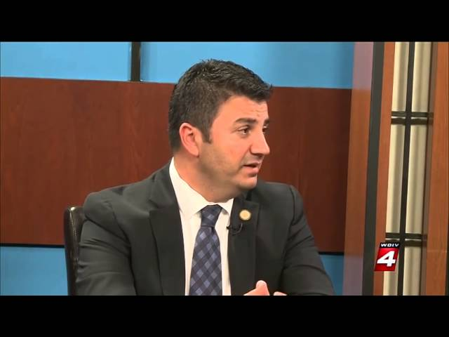 Chamber President, Martin Manna appeared on Local 4 News Flashpoint