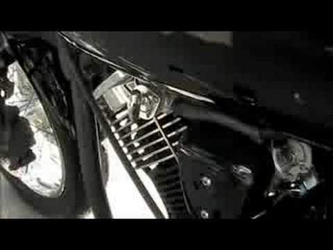 2007 Yamaha V Star 1100 ticking/engine noise