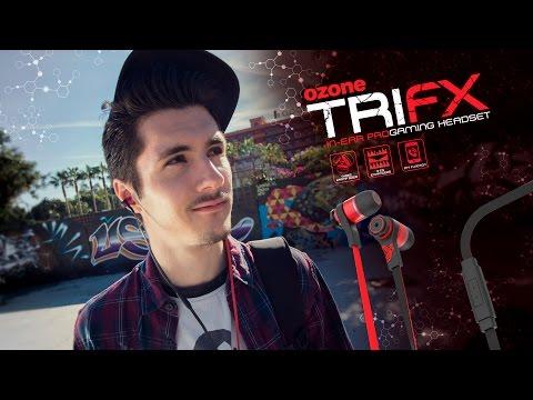 Ozone TRI FX - Gaming Lifestyle
