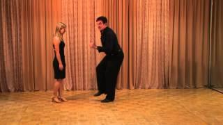 How to Jitterbug Single Swing: Center, Rhythm, Movement