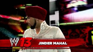 WWE 13 - Luchadores