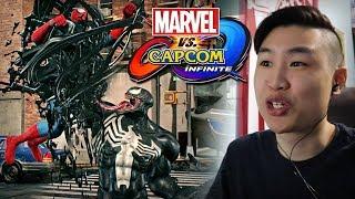 Marvel vs. Capcom: Infinite - DLC Character Pack 2 Trailer!! [REACTION]
