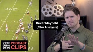 Baker Mayfield Can Become An Elite QB (Film Analysis)