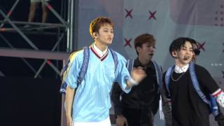 [Fancam] 170708 SMTOWN LIVE in SEOUL  Young & Free 마크 Focus (4K)