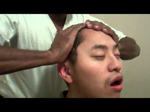 Dynamic Pressure/Tension Relieve & Cosmic Energy Head Massage by Oudin