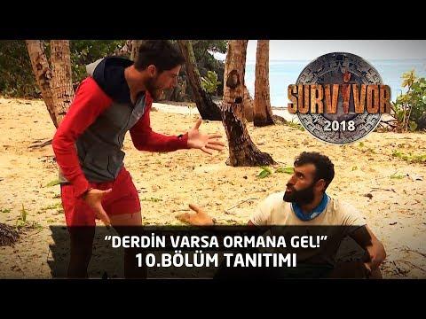 Survivor 2018 | 10. Bölüm Tanıtımı | Gönüllüler'de sert tartışma!