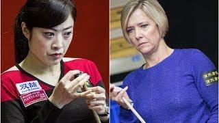 2017 CBSA Liuzhou 9-Ball Open│Chieh-Yu CHOU 周婕妤 vs. Allison Fisher
